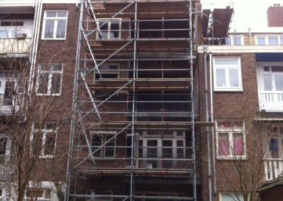 Renovatie achtergevel