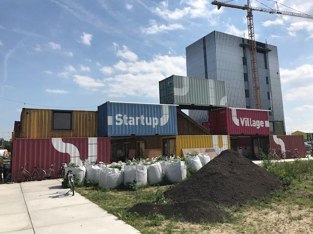 Science park Start up Village